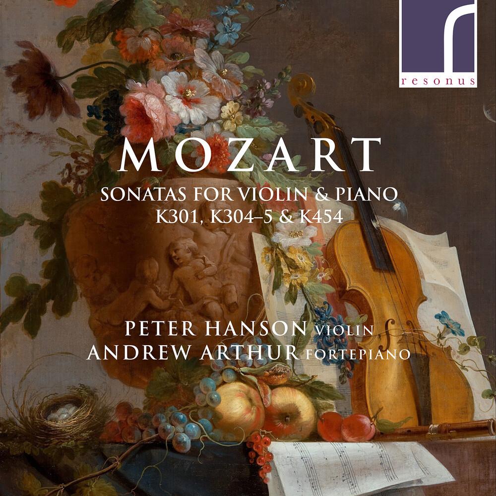 - Sonatas for Violin & Piano