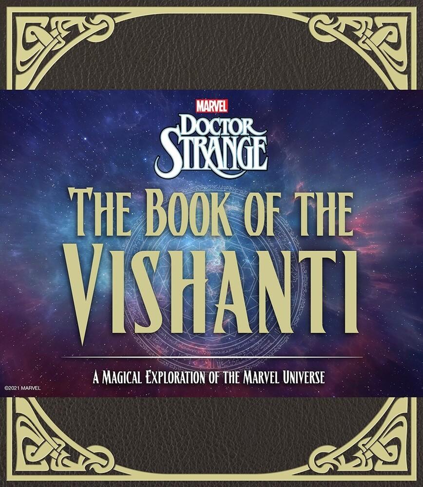 Marvel Entertainment - Doctor Strange The Book Of The Vishanti (Hcvr)
