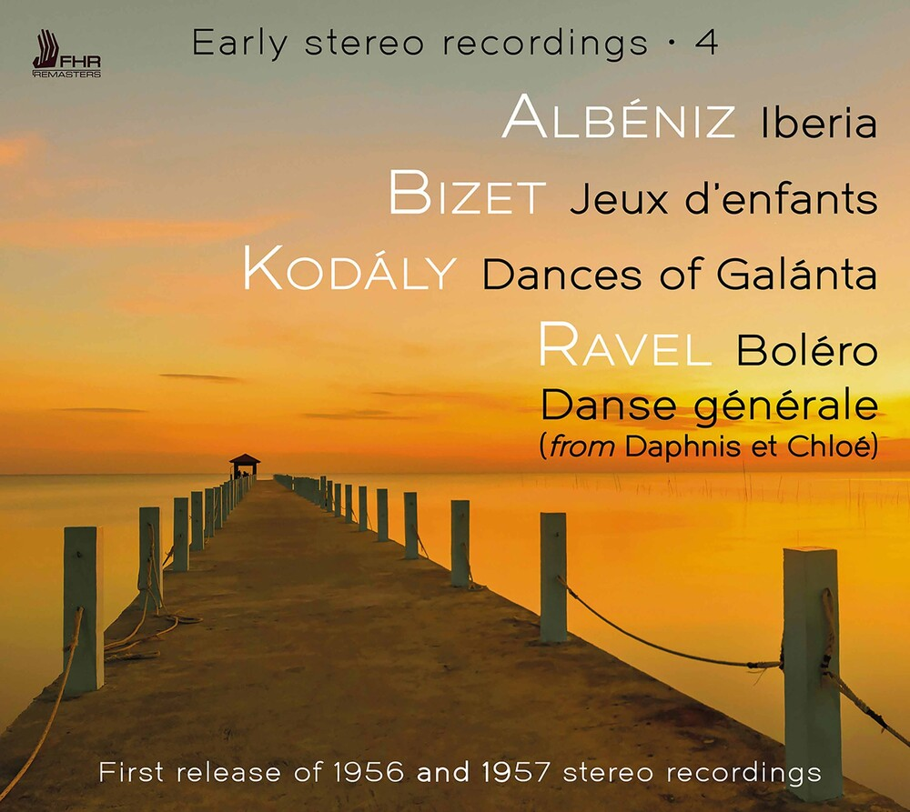 - Early Stereo Recordings 4