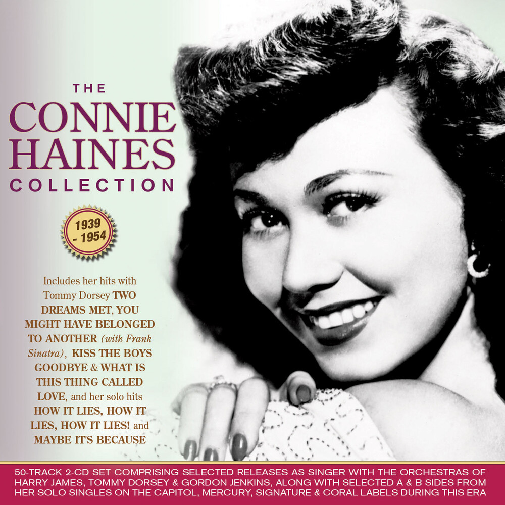 Connie Haines - Connie Haines Collection 1939-54