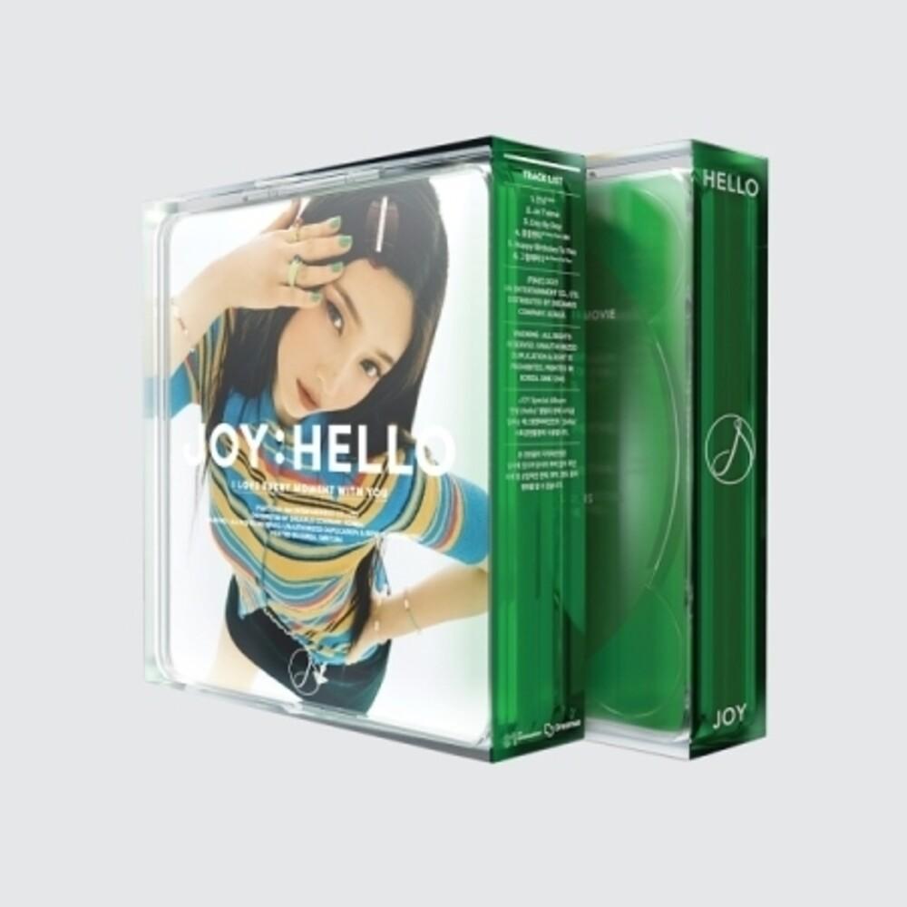 Joy - Special Album (Hello) (Case Version) (Post) [With Booklet]