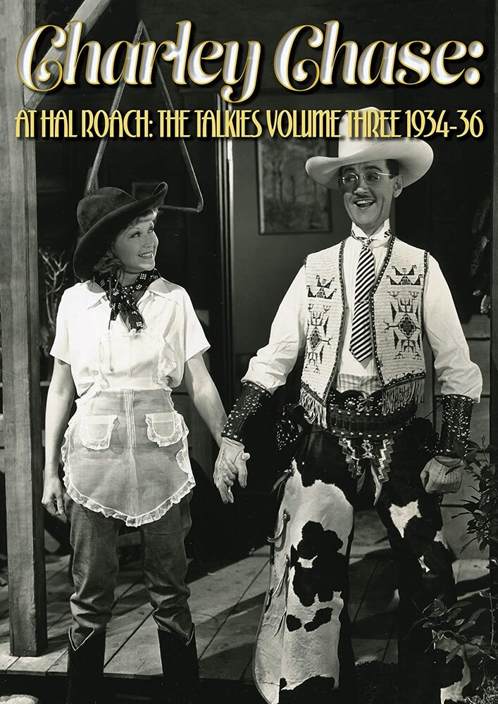 Charley Chase: At Hal Roach: The Talkies Volume 3 - Charley Chase: At Hal Roach: The Talkies Volume 3