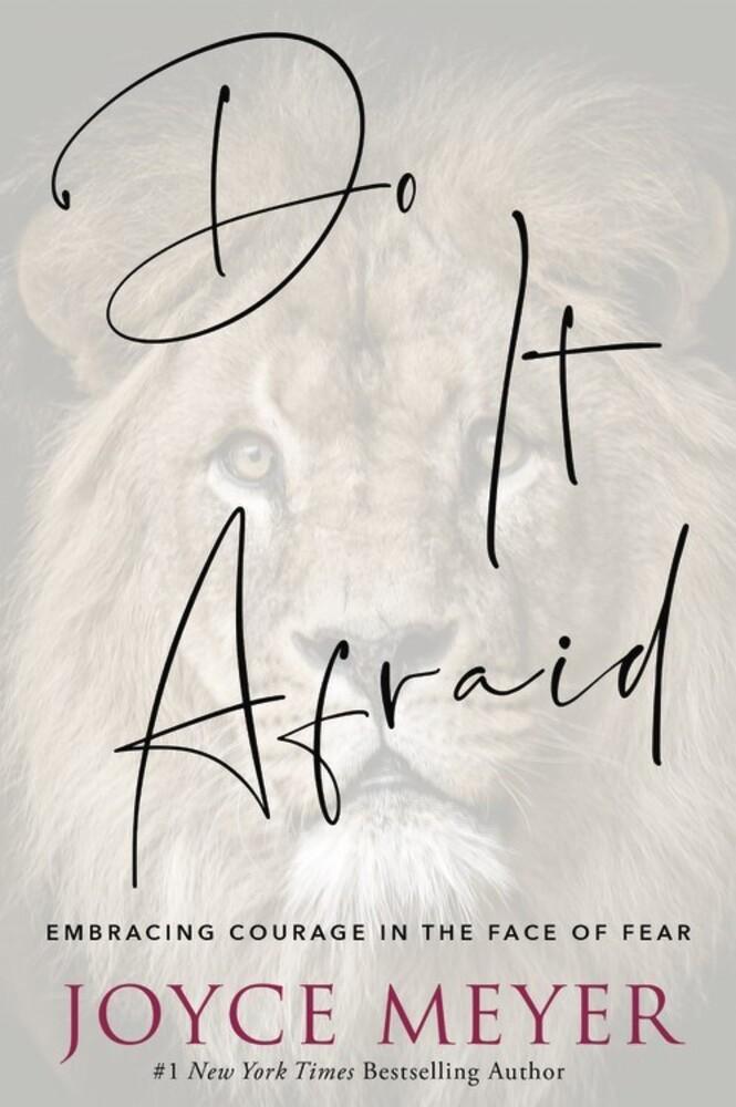 Joyce Meyer - Do It Afraid (Ppbk)