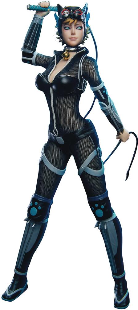 - Batman Ninja Catwoman 1/6 Coll Af Dlx Ver (Net)
