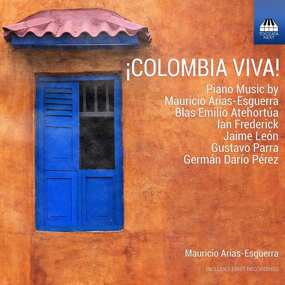 Various Artists - Colombia Viva