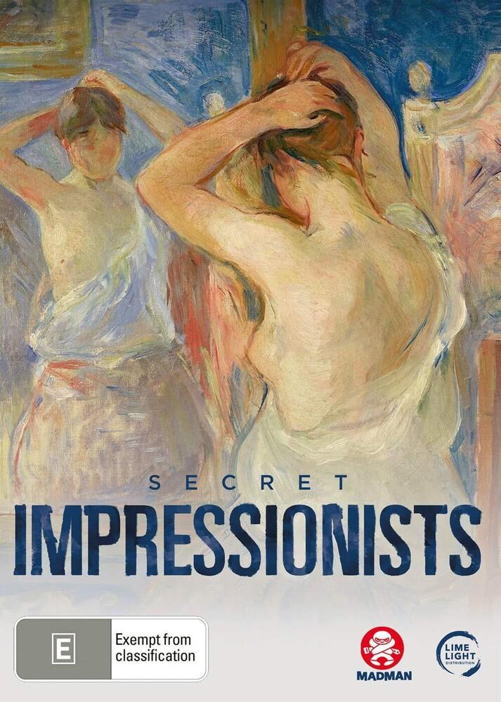 - Secret Impressionists / (Aus Ntr0)