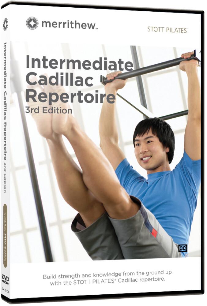 - Stott Pilates Intermediate Cadillac Rep 3rd Ed
