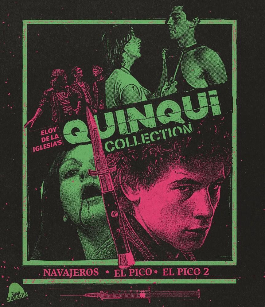 Eloy De La Iglesia's Quinqui Collection - Eloy De La Iglesia's Quinqui Collection