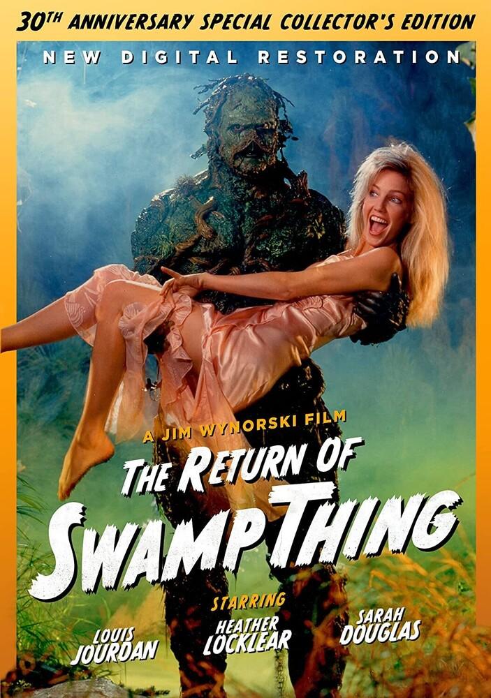 Return of Swamp Thing - Return Of Swamp Thing