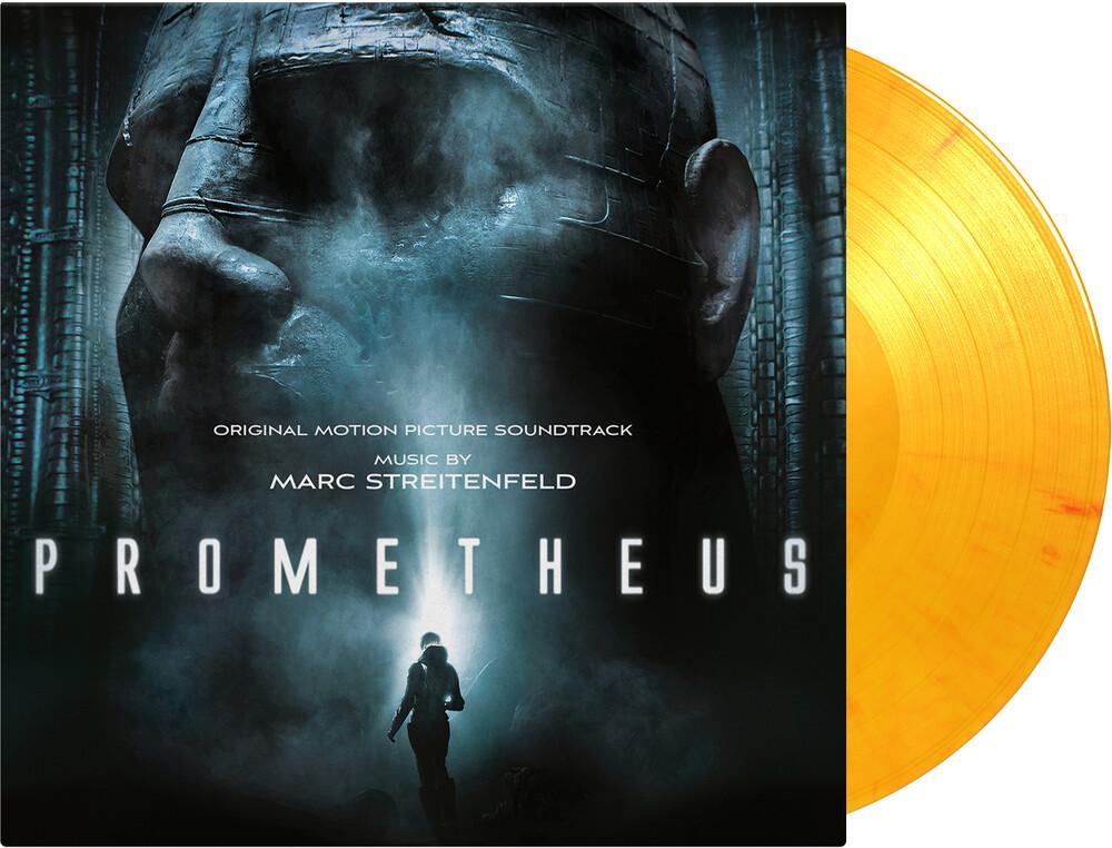 Marc Streitenfeld  (Colv) (Ltd) (Ogv) - Prometheus / O.S.T. [Colored Vinyl] [Limited Edition] [180 Gram]