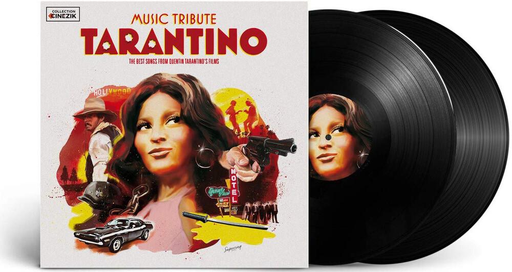 Collection Cinezik - Tarantino Tribute