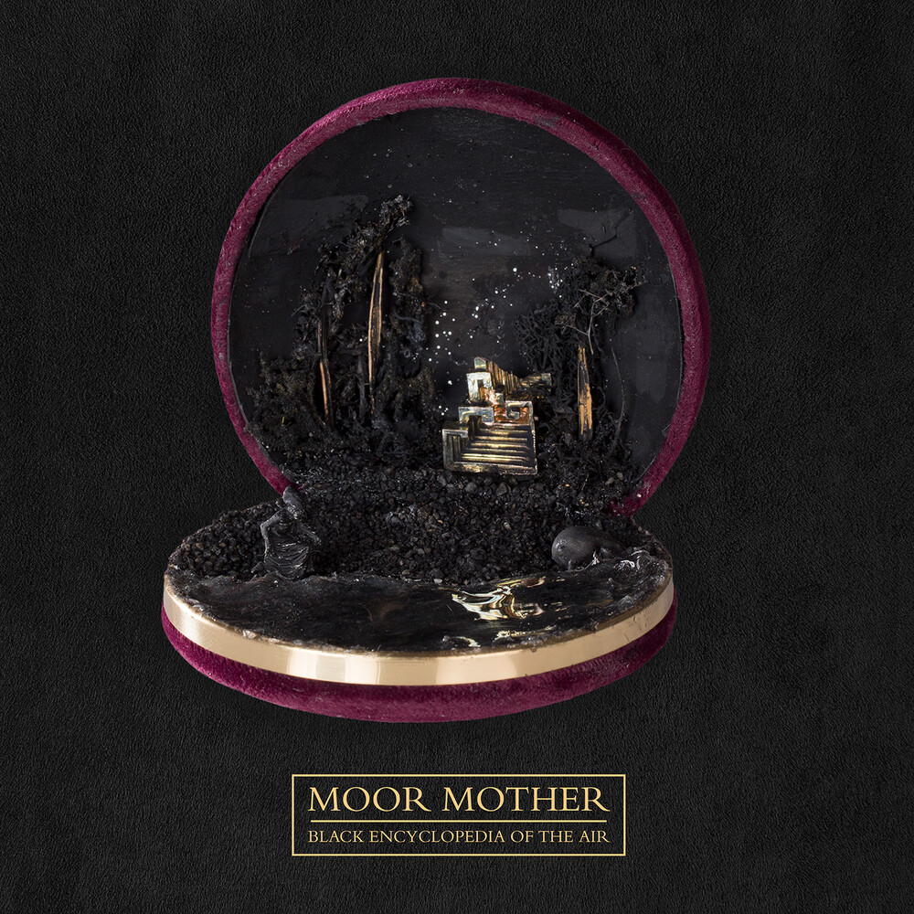 Moor Mother - Black Encyclopedia Of The Air [Indie Exclusive] (Seaglass Wave