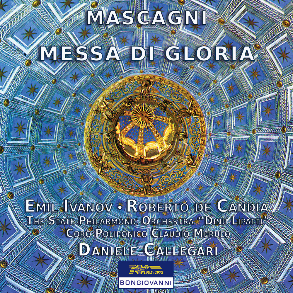 Mascagni / Callegari - Messa Di Gloria