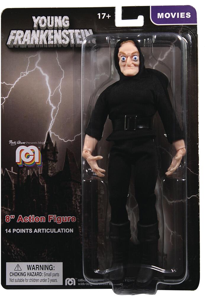 - Mego Horror Young Frankenstein Igor 8in Af (Afig)