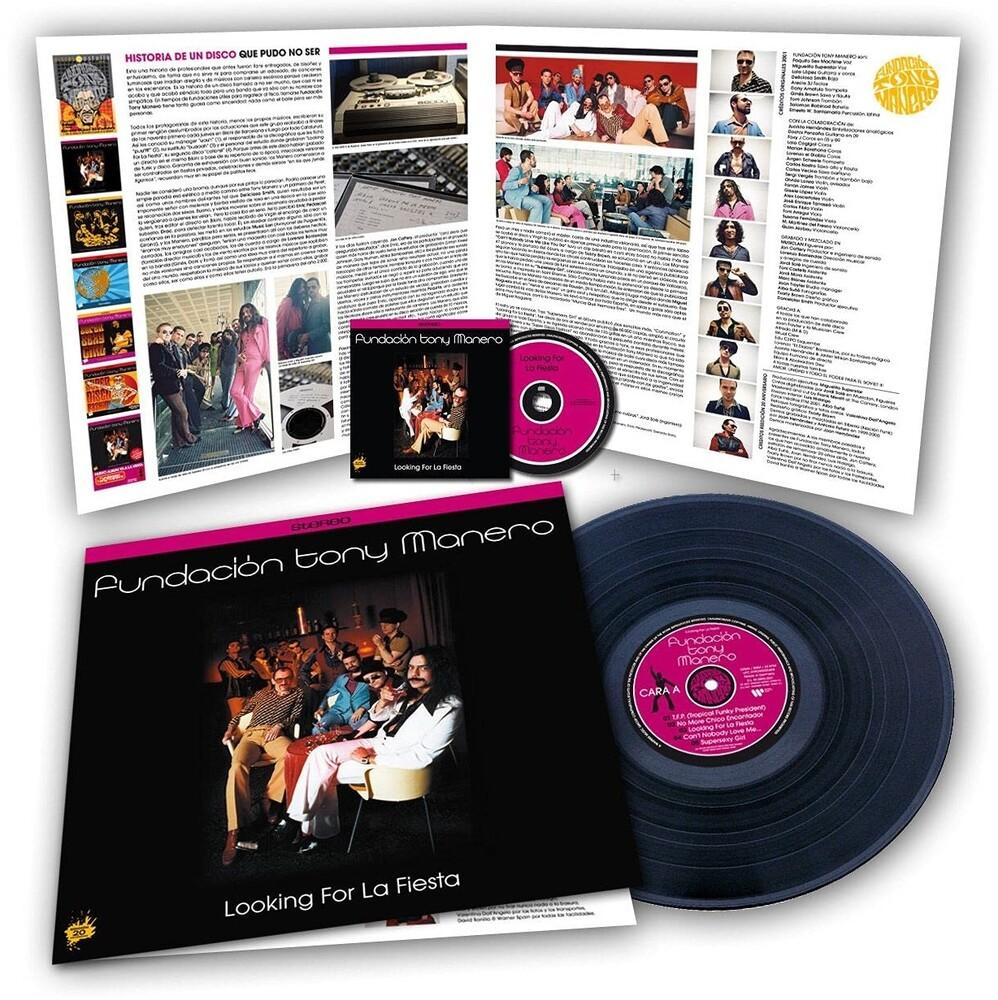 Fundación Tony Manero - Looking For La Fiesta (W/Cd) [Remastered] (Spa)