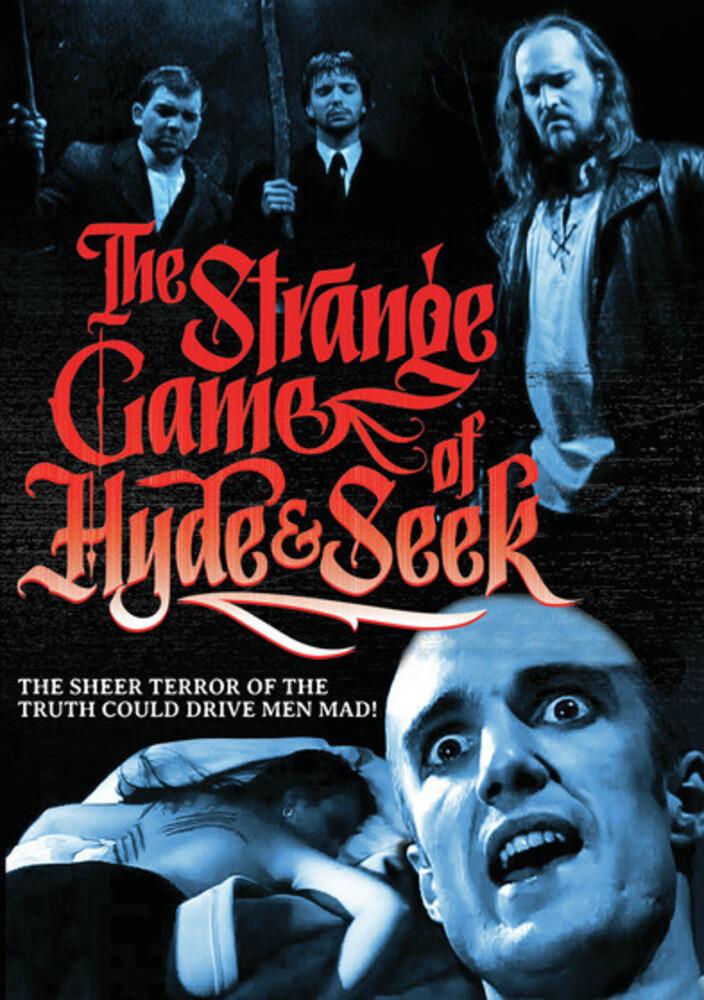 - Strange Game Of Hyde & Seek / (Mod Dol)