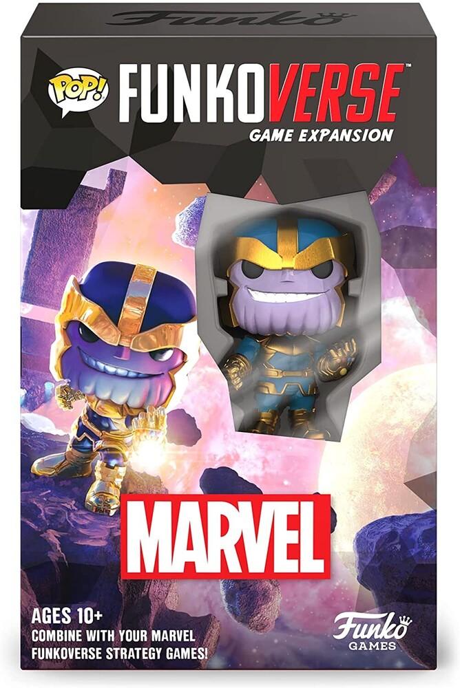 Funko Pop! Funkoverse: - Marvel 101 Expansion 1pk (Vfig) (Chv)
