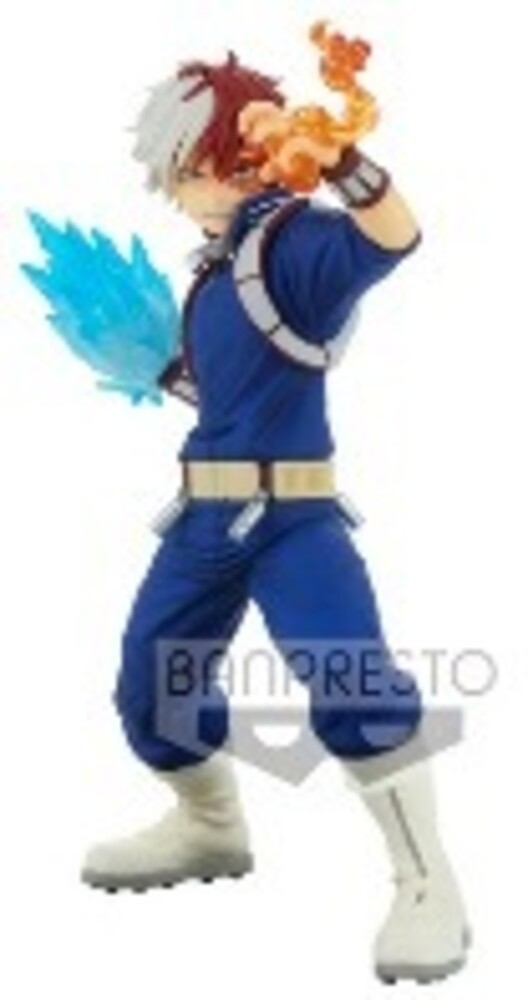 - My Hero Academia Amazing Heroes Vol.15 Shoto Todor