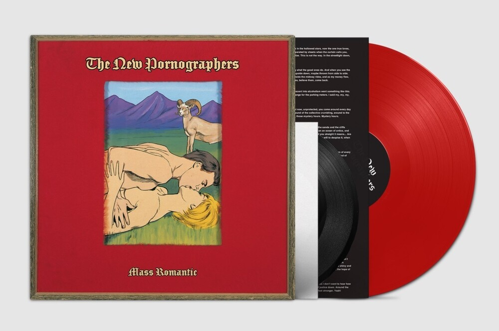 New Pornographers - Mass Romantic [Colored Vinyl] [Limited Edition] (Red) (Wsv)