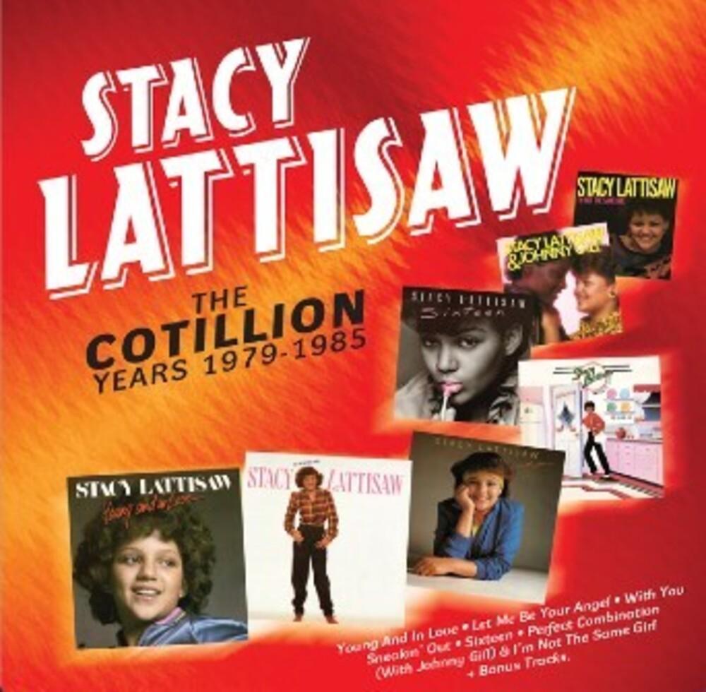 Stacy Lattisaw - Cotillion Years 1979-1985 (Box) (Uk)