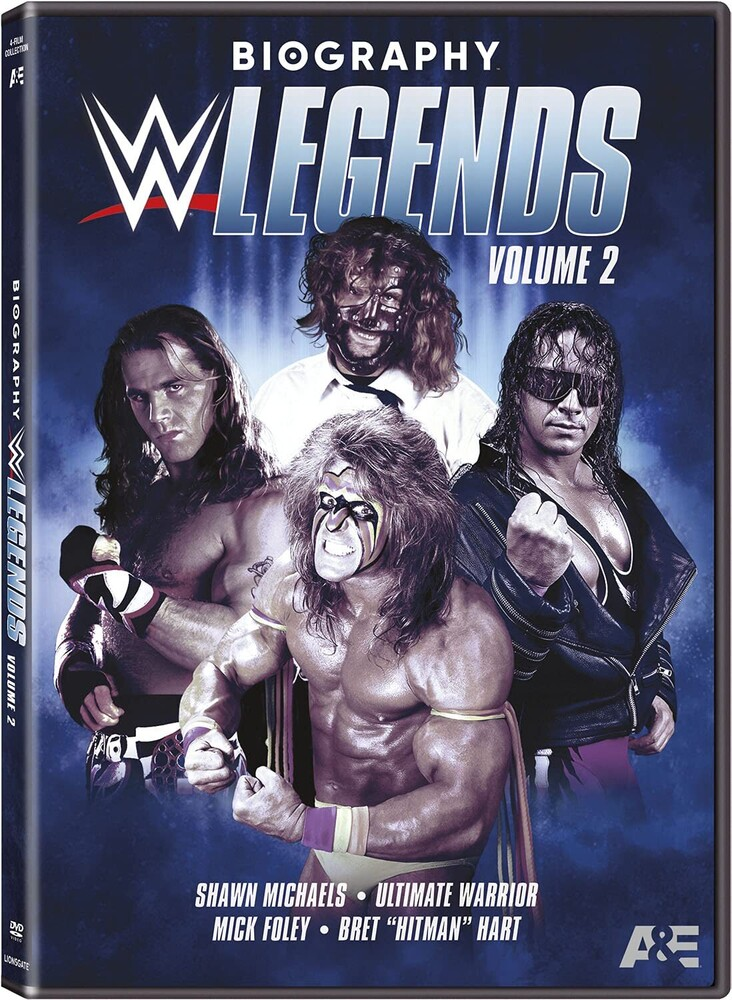 Biography: Wwe Legends 2 - Biography: WWE Legends, Vol. 2
