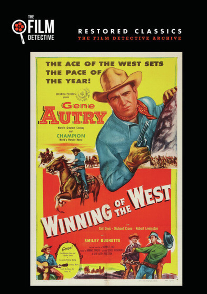 Winning of the West - Winning Of The West / (Mod Rstr)