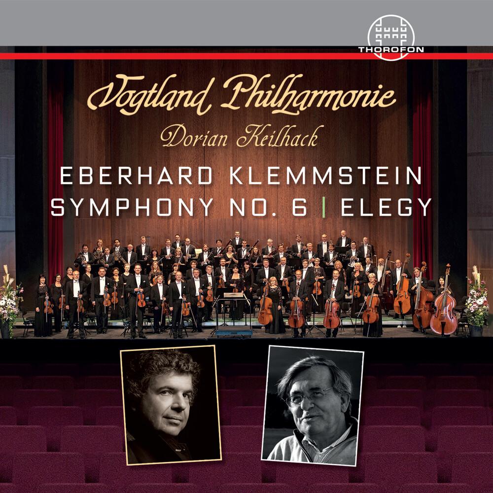 Klemmstein / Vogtland Philharmonie / Keilhack - Symphony 6 & Elegy