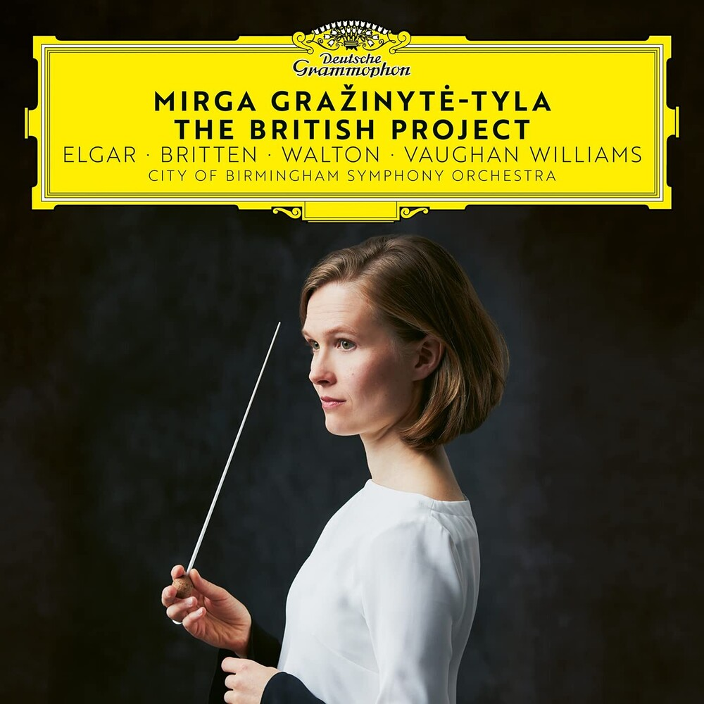 City Of Birmingham Symphony - British Project