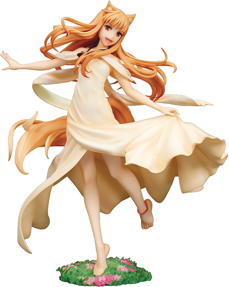 Passage - Spice And Wolf Holo 1/7 Pvc Fig (Clcb) (Fig)