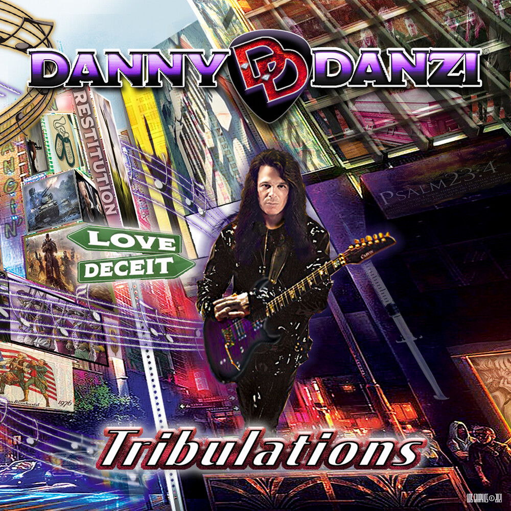 Danny Danzi - Tribulations
