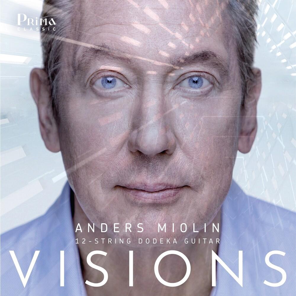 Anders Miolin - Visions (Uk)