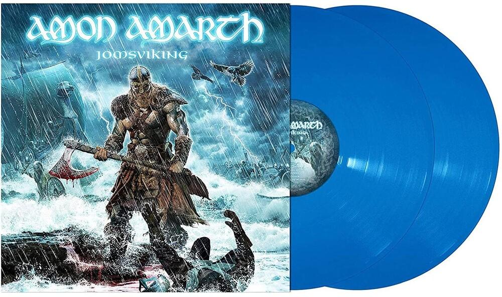 Amon Amarth - Jomsviking (Blue) [Colored Vinyl]