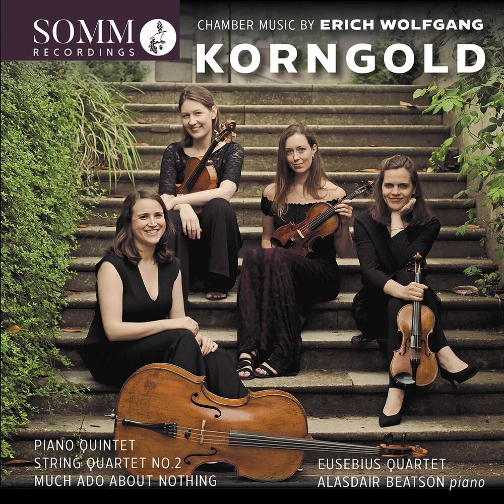 Korngold / Eusebius Quartet - Chamber Music