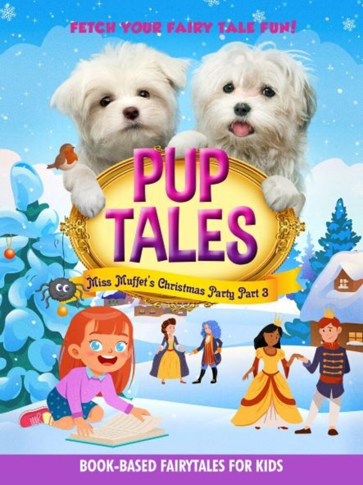 Carol Viola - Pup Tales Miss Muffet's Christmas Party Part 3