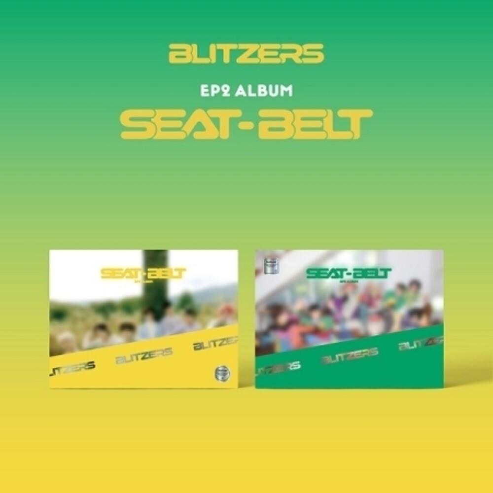 Blitzers - Seat-Belt (Stic) (Phob) (Phot) (Asia)