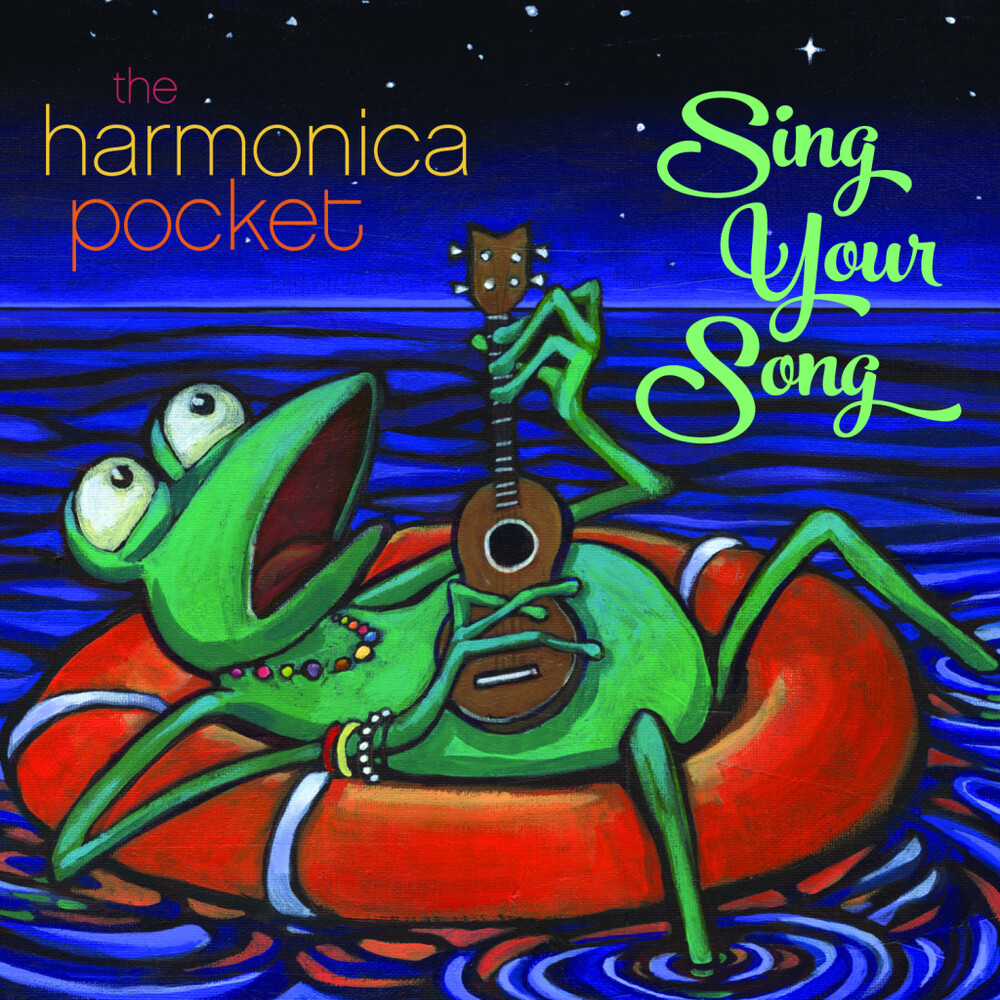 The Harmonica Pocket - Sing Your Song