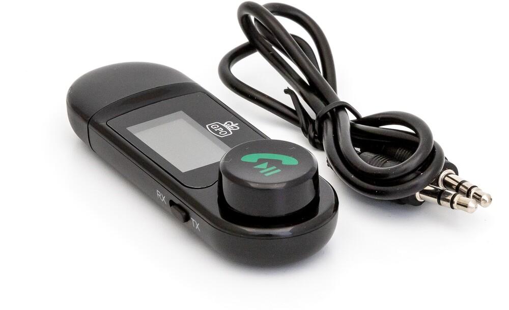 Gpo Gpob15 Bluetooth 2-in-1 Adaptor Snd/Rec Black - Gpo Gpob15 Bluetooth 2-In-1 Adaptor Snd/Rec Black