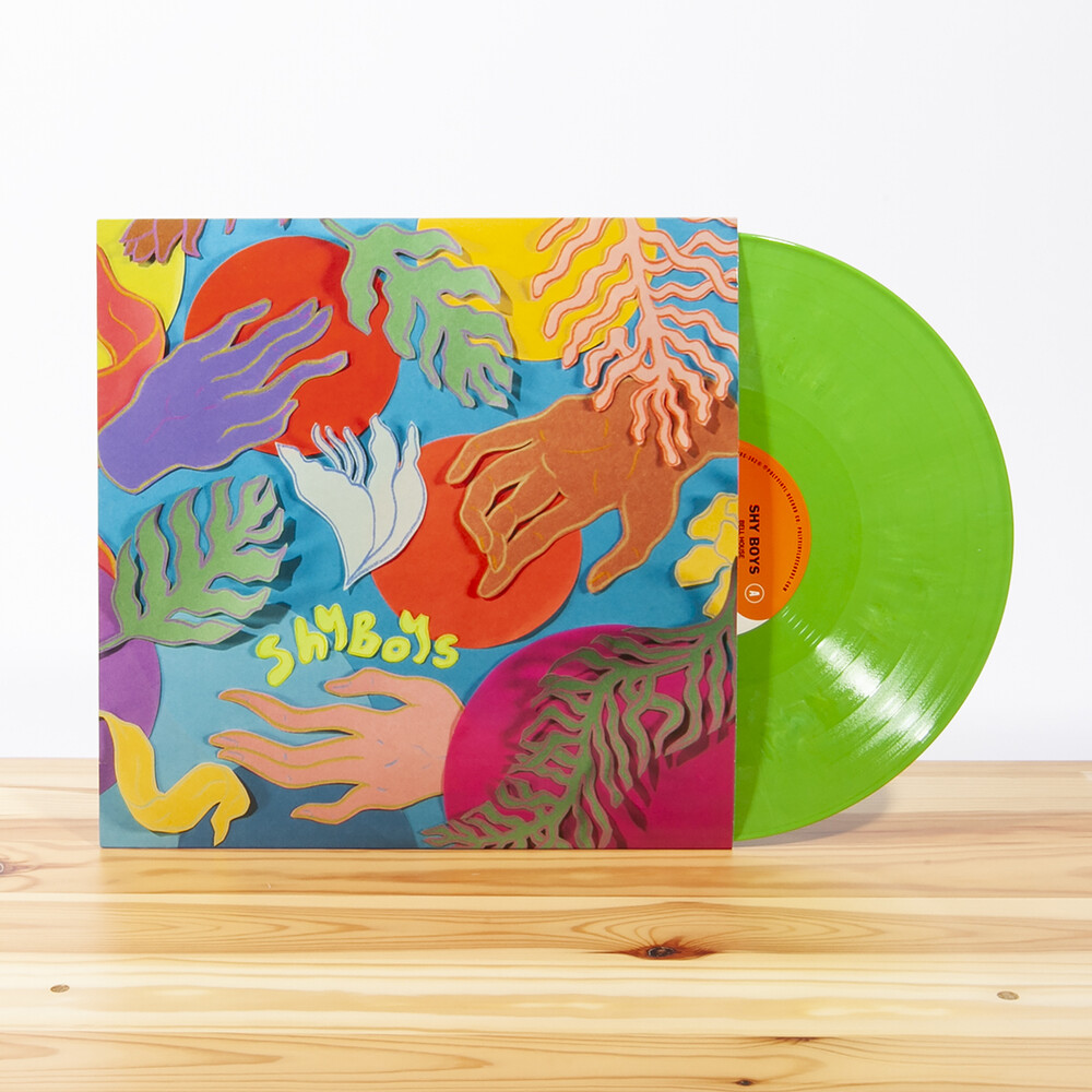 Shy Boys - Bell House [Colored Vinyl] [180 Gram] [Download Included]