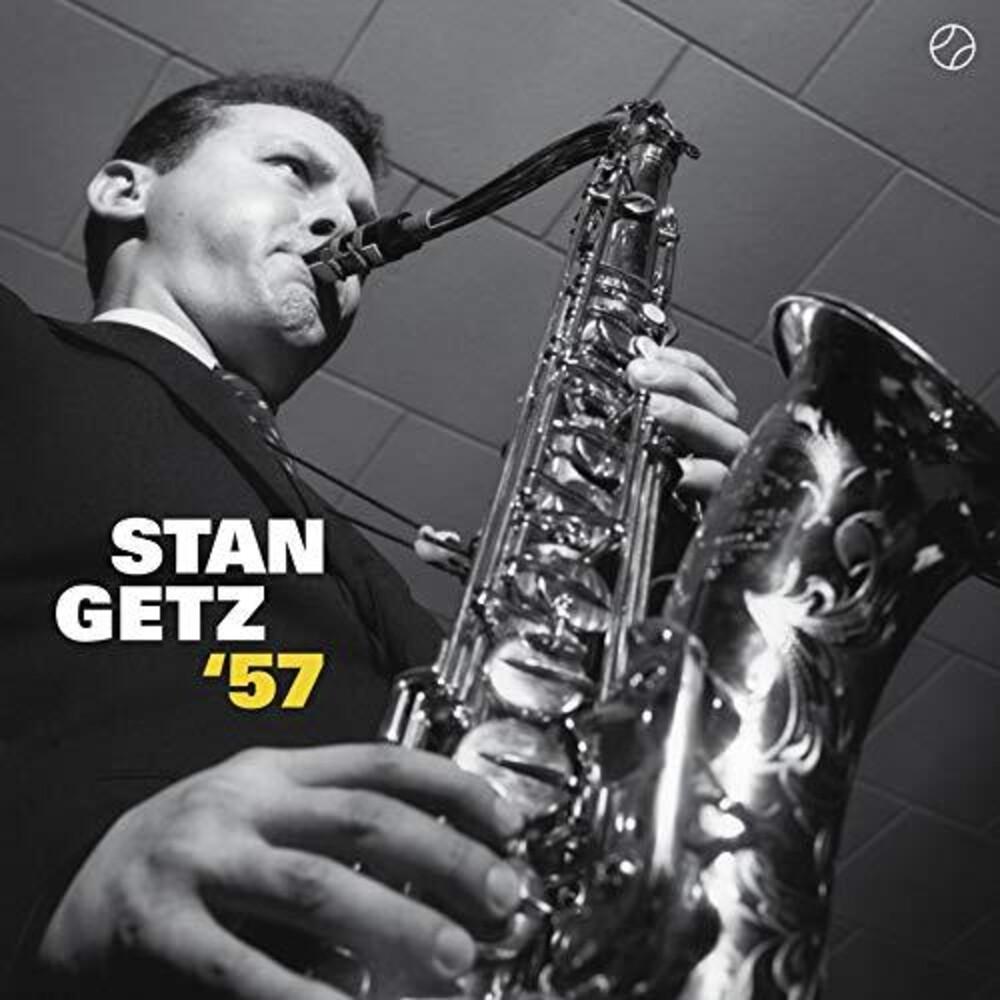 Stan Getz - Stan Getz 57 (Bonus Tracks) [Import Limited Edition LP]