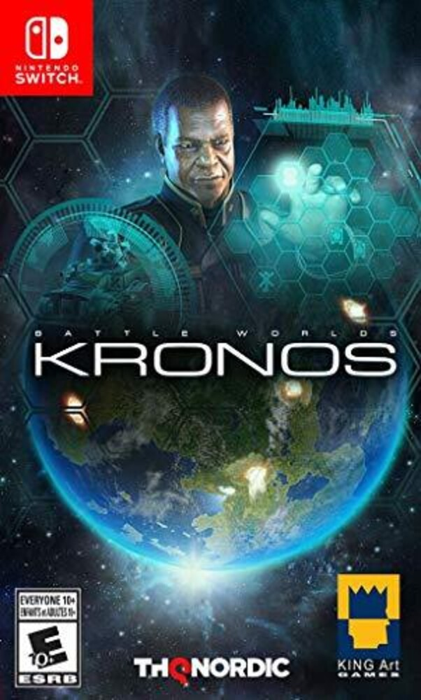 - Battle Worlds Kronos for Nintendo Switch