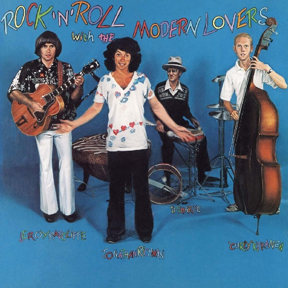 Modern Lovers - Rock N Roll With The Modern Lovers (Hol)