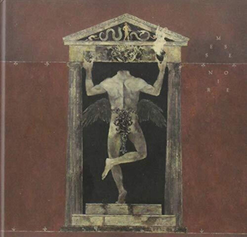 Behemoth - Messe Noire: Live Satanist (Dlx) (Wbr) (Aus)