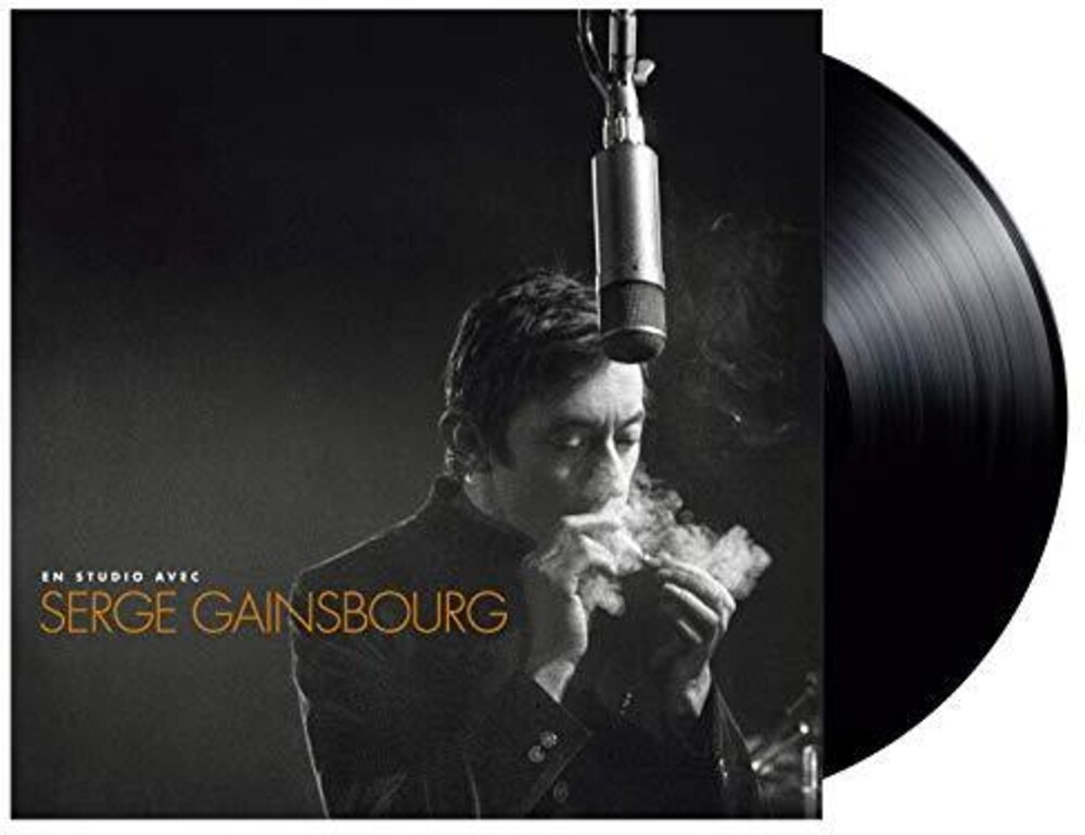 Serge Gainsbourg - En Studio Avec Serge Gainsbourg (Can)