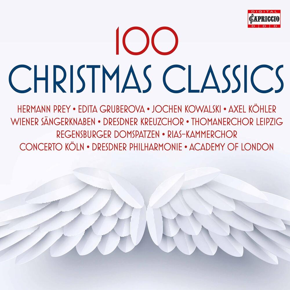 100 Christmas Classics / Various Box - 100 Christmas Classics / Various (Box)