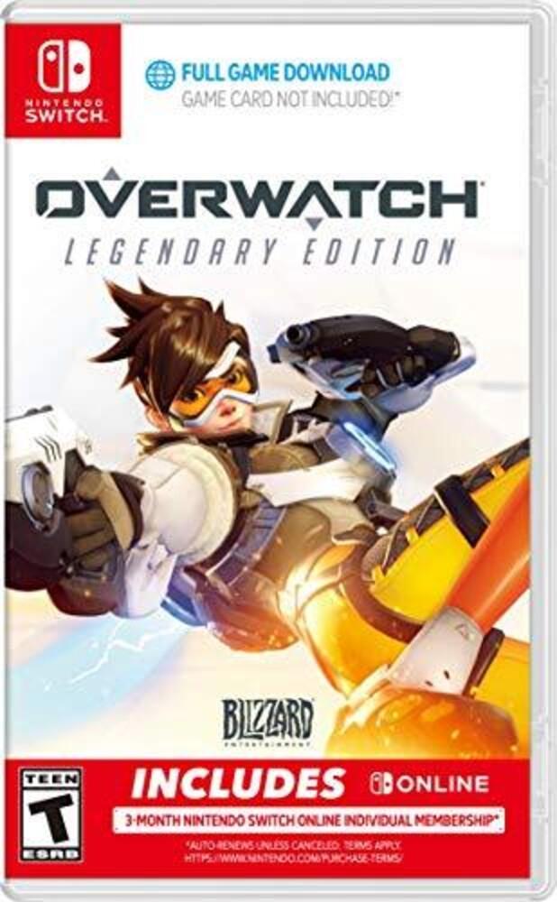 Swi Overwatch Legendary Ed - Overwatch Legendary Ed