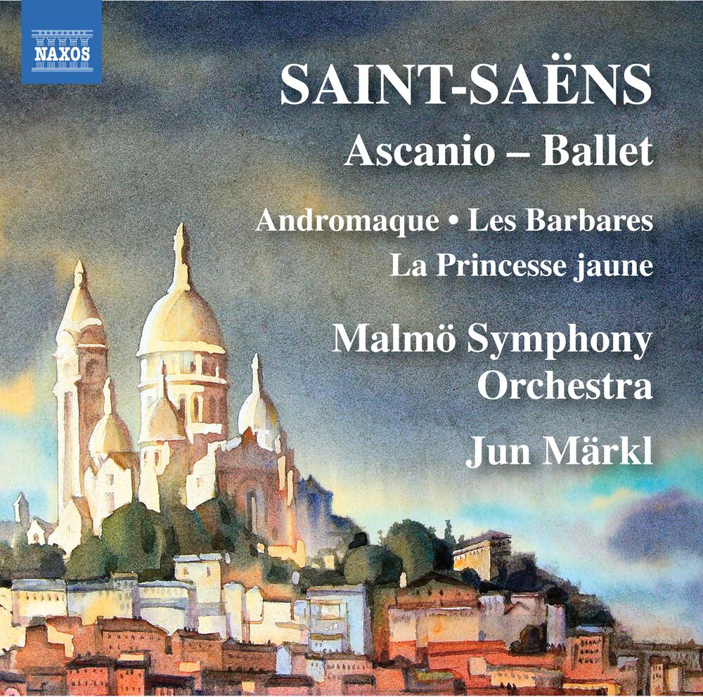 Malmö Symphony Orchestra - Ascanio / Barbares