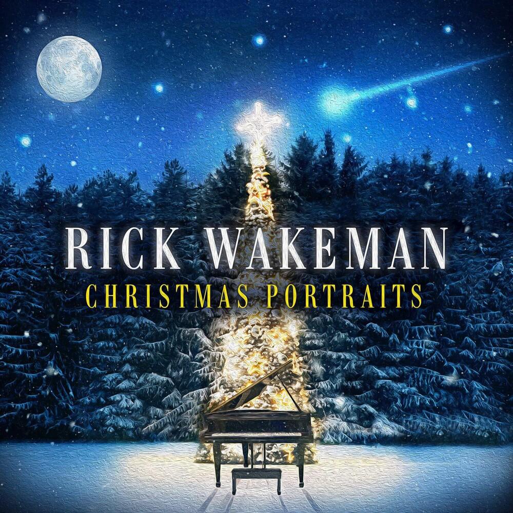 Rick Wakeman - Christmas Portraits (Uk)