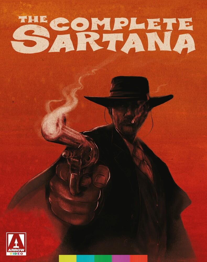 - Complete Sartana (5pc) / (Box)