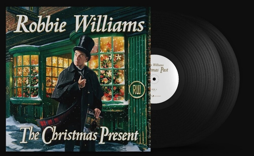 Robbie Williams - The Christmas Present [Import 2LP]