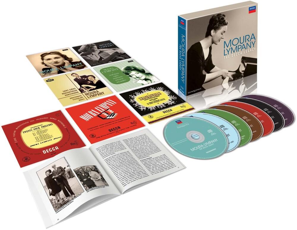 Moura Lympany - Moura Lympany: The Decca Legacy (Aus)
